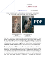 Boldini and Dore Highlight Christie's 19th Century European Art Sale ~ New York, October 12