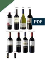 Lineas de vinos