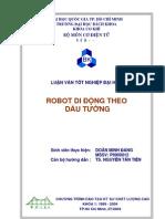 Robot Di ĐỘng Theo Dau Tuong