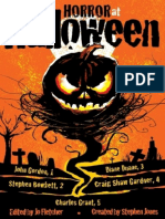 Horror at Halloween - Edited by Jo Fletcher, created by Stephen Jones