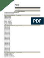 Inventaris Overzicht Muziek Alfabetisch 2011-01-18