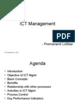 ICT Mgmt