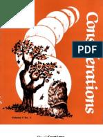 Considerations Magazine Vol 05-3