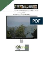 WSF 2007 Africa Territories Report