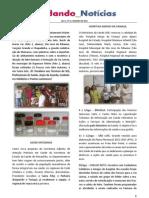 Cuidando Notícias nº 11 - Ano 1 | Projeto Cuidando do Futuro