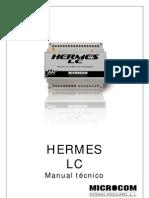 Manual Hermes LC
