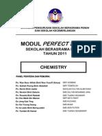 Chemistry Perfect Score 2011