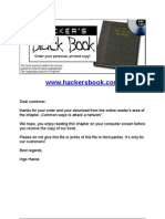 Www Hackers Book Com Chapter Common Ways to Attack