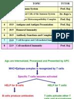 Lecture 18 - 7 & 8 Tcr-cmi