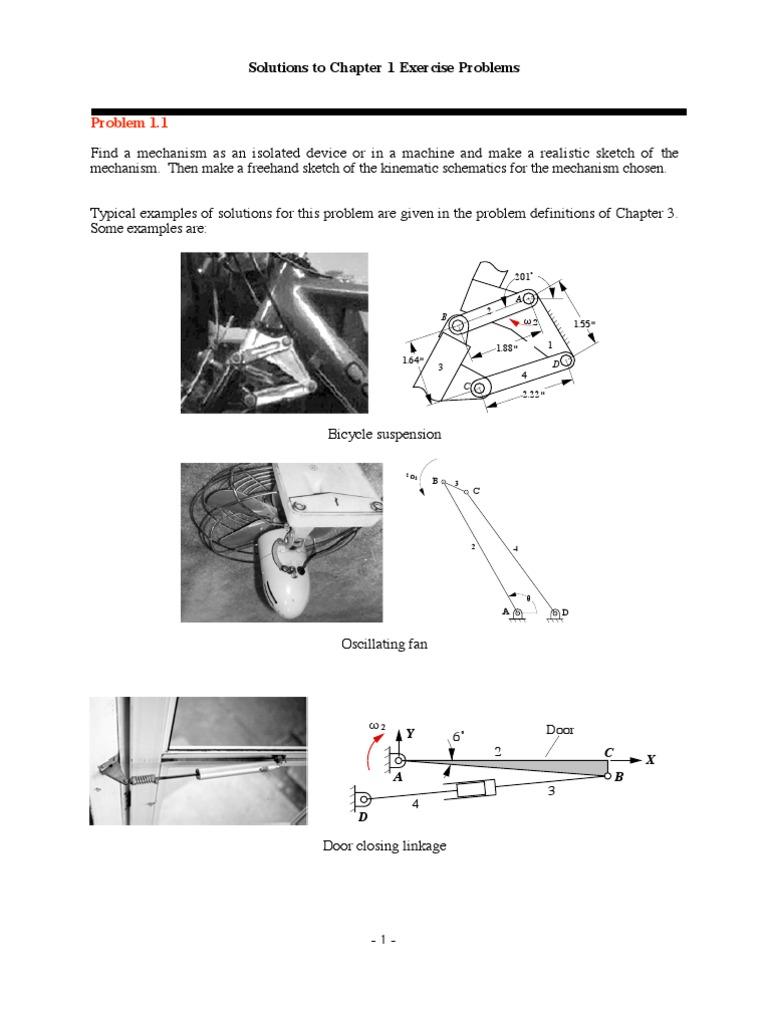 Kinematics Spatial Mechanisms Pdf Reader