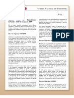 Informe Nacional de Coyuntura 22