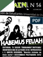 Que Saen Octubre PDF