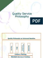 La importancia de la calidad de los servicios en la hotelería moderna - Oscar Gómez