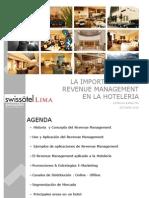 Revenue Management y su importancia en la hotelería - Patricia Barrutia