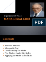 Final Managerial Grid PPT
