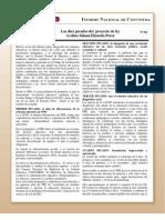 Informe Nacional de Coyuntura 80