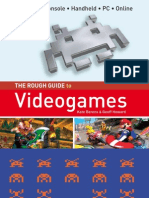 The Rough Guide to Video Games
