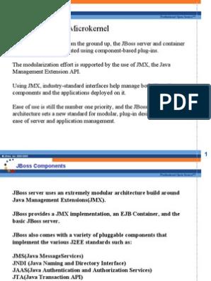 JBOSS GRATUIT TÉLÉCHARGER 6.0