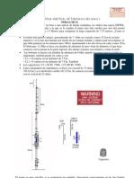 Antena Vertical 10-80 m por LU2FCZ