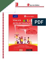 Festa Del Dia Del Voluntariat