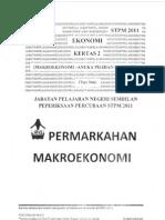 N9 stpm-ekon-p2-skema-2011