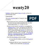 Twenty 20