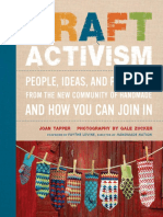 Foreword and Red Scarf Project from Craft Activism