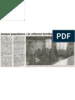 Article La Presse de la Manche