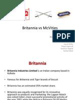 Britannia vs Mcvities
