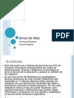 Sitios de Web 2-Fernanda Riquelme, Araceli Ortigoza