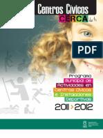 Programa Actividades Centros Cívicos