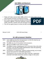 06 Intel 8086 Architecture