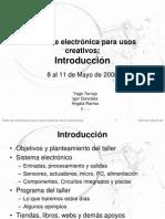 Electronic A Para Usos Creativos Dia1