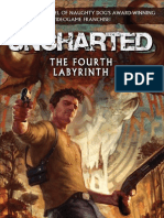 UNCHARTED:THE FOURTH LABYRINTH by Christopher Golden, Excerpt