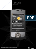 HTC Touch Cruise CH ES