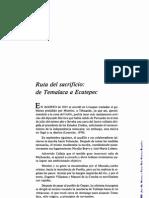 José Ma. Morelos y Pavón. Atlas histórico biográfico VIII