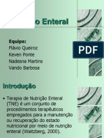 Nutricao Enteral