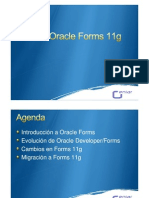 Oracle Forms 11g
