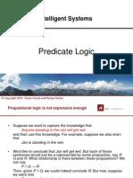 13897 Intelligent Systems-PredicateLogic (1)