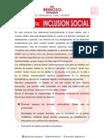 Propuesta Inclusión Social Reinoso 2011