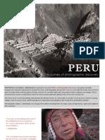COLTUR Peru Photography Tour