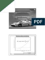 Aerodinamica en Los Automóviles