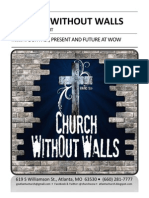 2010 Church WithOut Walls Annual Report