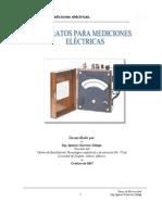 Aparatos Para Mediciones Eléctricas
