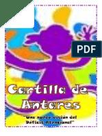Cartilla de Antares