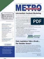 METRO Business Journal - October 2011