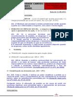 Folha Da Materia - Processo Civil I