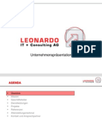 Praesentation Leonardo Deu
