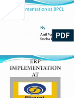 44765003 Erp Implement Ion in Bpcl