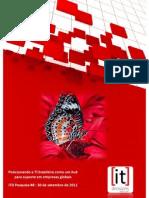 ITD #8 30 Set 2011 | Posicionando a TI brasileira como um hub para suporte em empresas globais